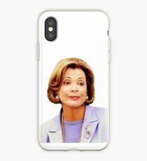 Lucille Bluth iPhone Case