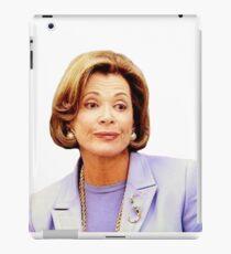 Lucille Bluth iPad Case/Skin