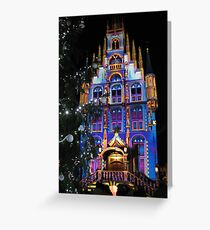 Christmas in Gouda Greeting Card