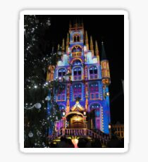 Christmas in Gouda Sticker