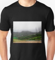 Two lonely cottages, Donegal, Ireland T-Shirt