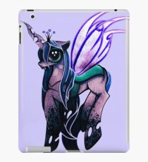 Queen Chrysalis. iPad Case/Skin