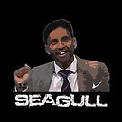 UC Heroes - Bobby Seagull by appfoto