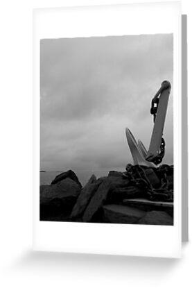A Haunting Memorial by Darlene Ruhs