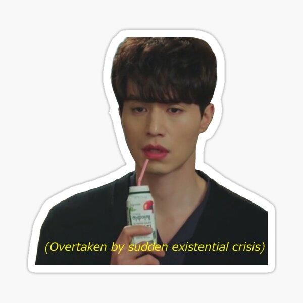 Juice Crisis Sticker