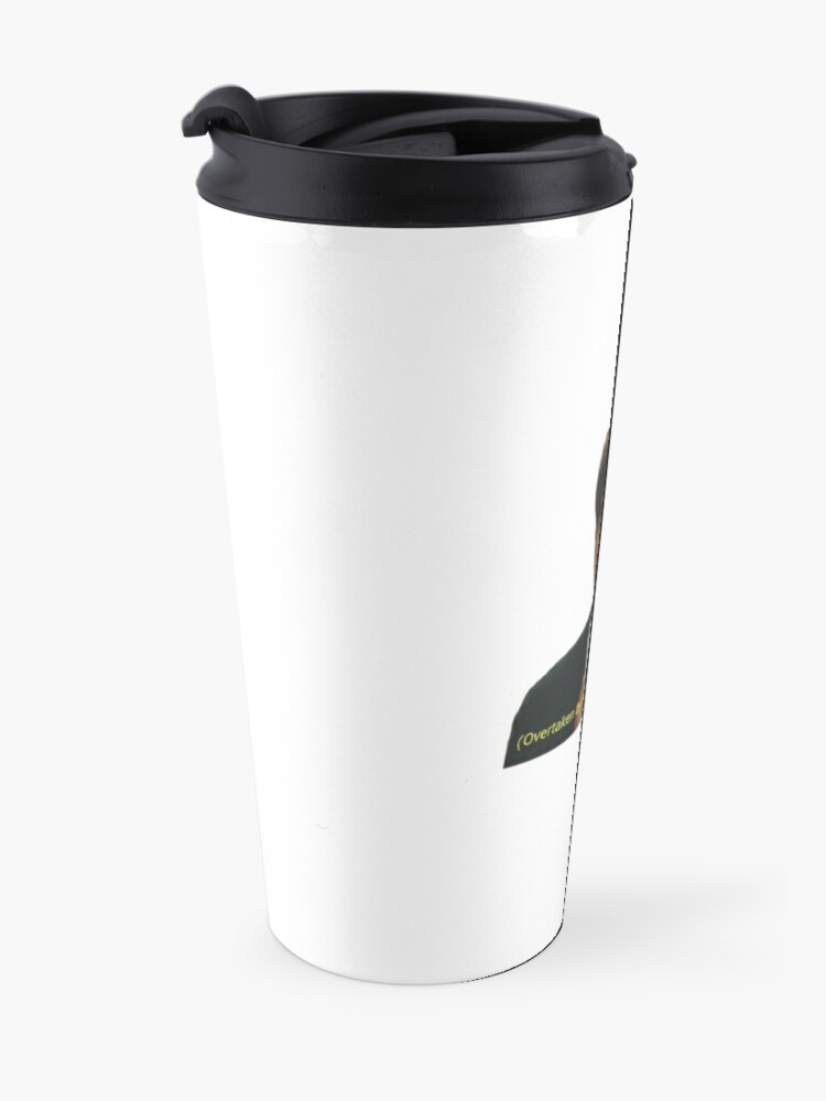 Alternate view of Juice Crisis Travel Mug