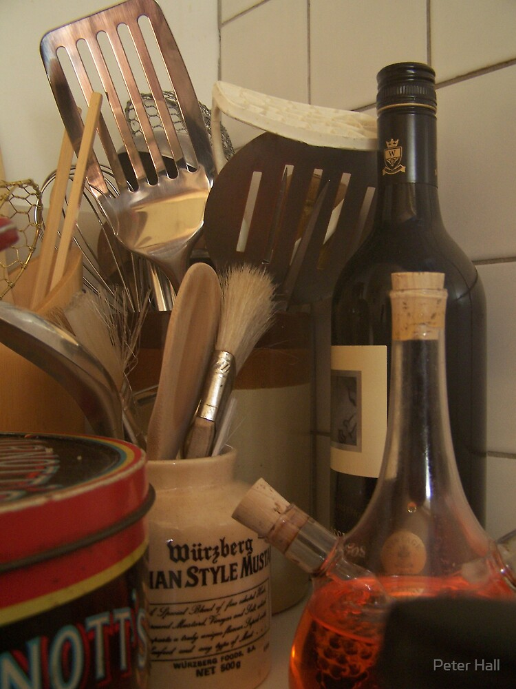 Culinary Instruments by Peter Hall
