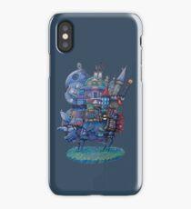 Fandom Moving Castle iPhone Case/Skin