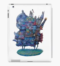 Fandom Moving Castle iPad Case/Skin