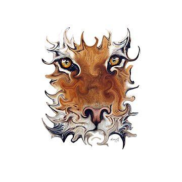 Tiger by dianeg17