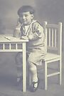 Little Ross Victor 1923 by Betsy  Seeton