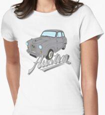 Austin A35 - Standard, Farina Grey Womens Fitted T-Shirt