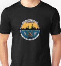 DDG-22 Midway Island attack, 1987 Unisex T-Shirt