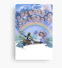 The Muppet Movie Canvas Print