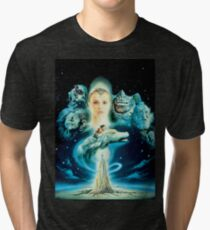 The Neverending Story Tri-blend T-Shirt