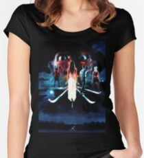 A Nightmare on Elm Street 3 Dream Warriors Women's Fitted Scoop T-Shirt