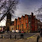 At the corner of Petergate by Tom Gomez