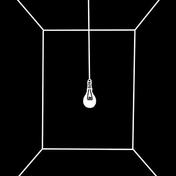 Lightbulb OFF by Lileaves