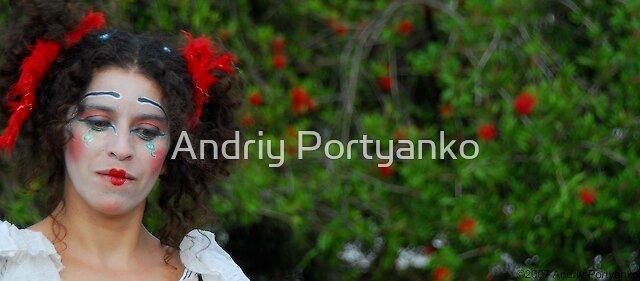 Fairy by Andriy Portyanko