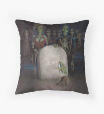 Return of the Living Dead Throw Pillow