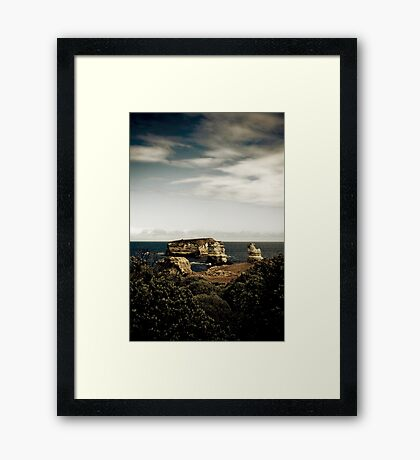 Bay of Martyrs, Great Ocean Road, Victoria Framed Print