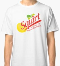squirt? no thanks, i'll stay dehydrated Classic T-Shirt