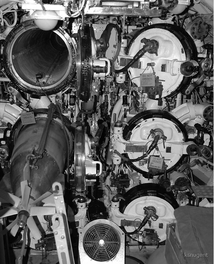 Torpedo Chutes by ksnugent