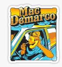 Mac Demarco Sticker