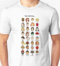 Today I Am Feeling... Unisex T-Shirt