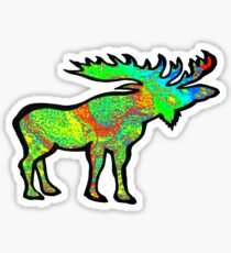 Psychedelic Charm Sticker