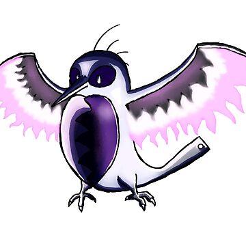 Morbird by Crazicide