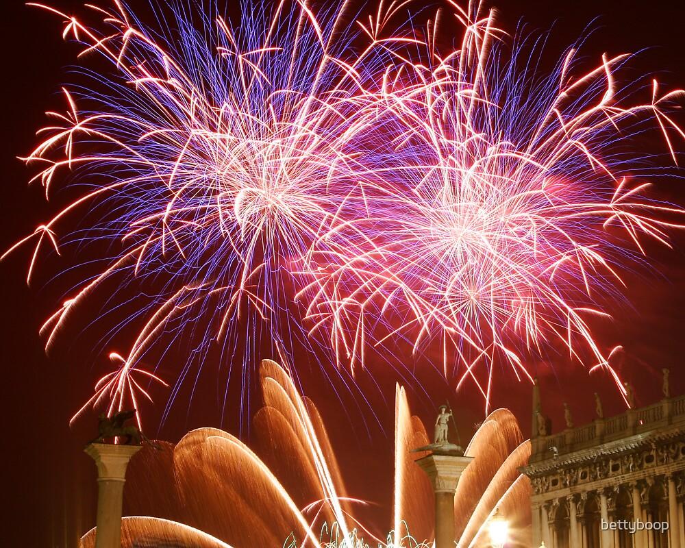 Fireworks by bettyboop