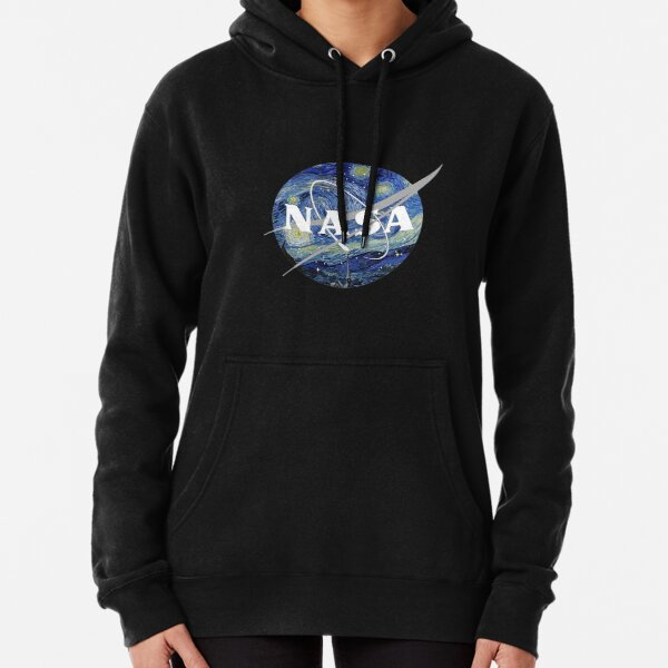 Nasa Starlight Sweat à capuche épais