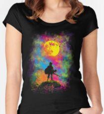 Wild World Women's Fitted Scoop T-Shirt