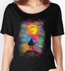 Wild World Women's Relaxed Fit T-Shirt
