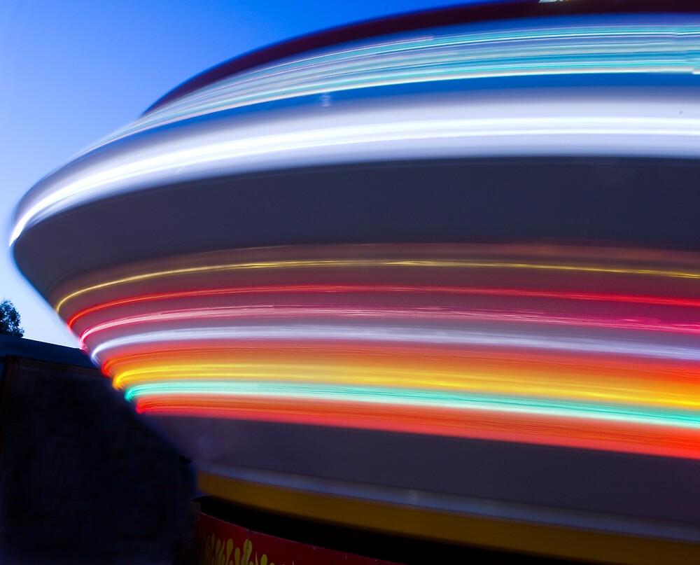 Speed of light by Elana Halvorson