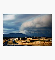 Tsunami Photographic Print