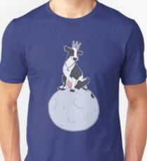 Moon Cow: Queen of the Moon Unisex T-Shirt