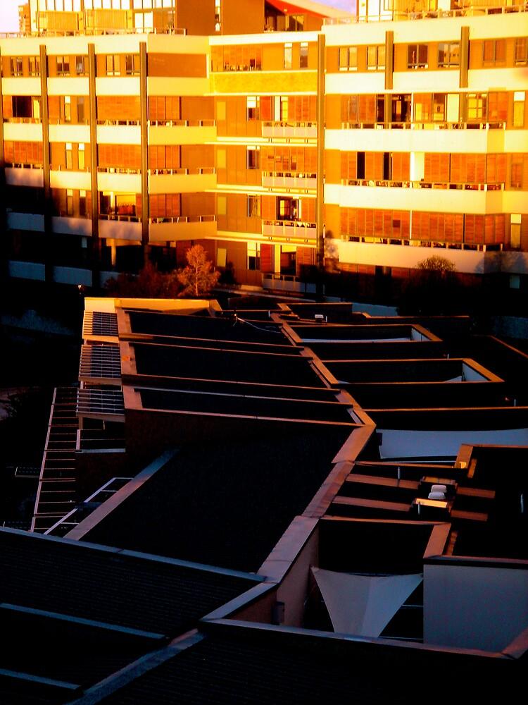 City Living by diongillard