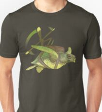 Fred the Giant Flying Laser-Eyed Turtle Unisex T-Shirt