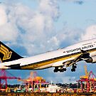 Singapore Airline by Yip Huang