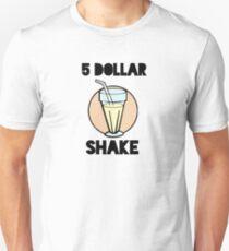 Pulp Fiction - 5 Dollar Shake Unisex T-Shirt