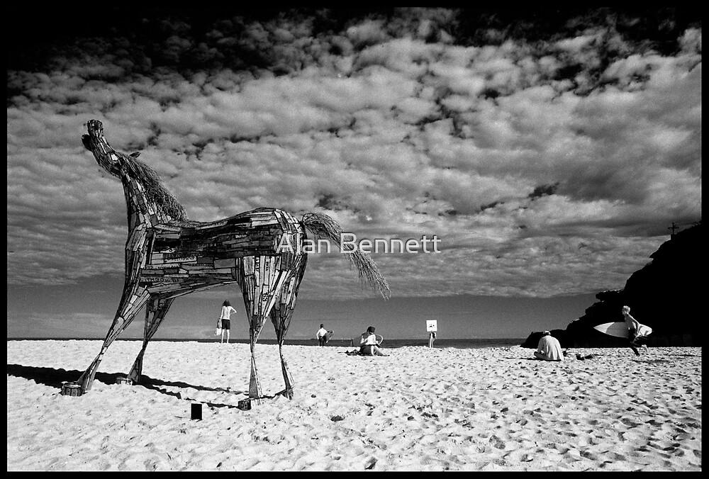 Wooden Horse by Alan Bennett