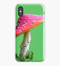 Amanita  iPhone Case/Skin