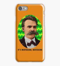 Nietzsche iPhone Case/Skin