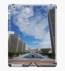 Plaza Platform iPad Case/Skin