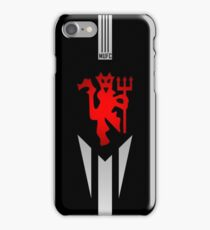 manchester united best logo iPhone Case/Skin
