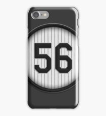 56 - Buehrle iPhone Case/Skin