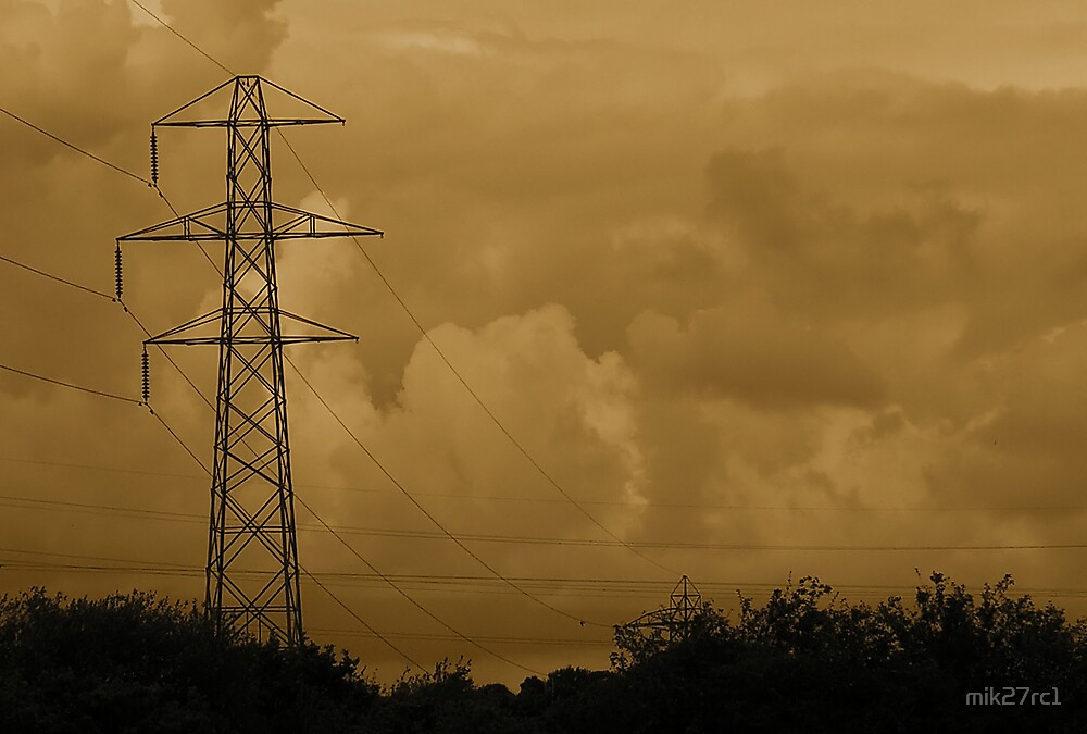 Power..lines by mik27rc1
