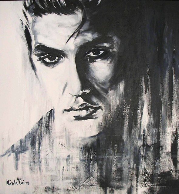 I Heart Elvis by Nicola  Cairns